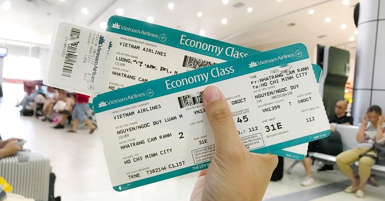 Hướng dẫn hạch toán chi phí vé máy bay