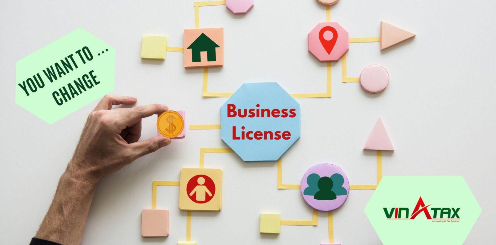 Thay đổi giấy phép kinh doanh tại Bình Dương